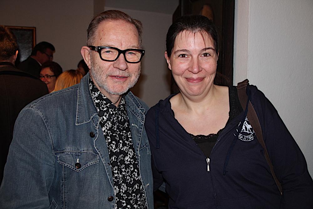 Hubert Erni und Michèle Meier vom «Blinker» in Cham sind die Zuger Lokalmatadoren unter den Köchen beim Genuss-Film-Festival.