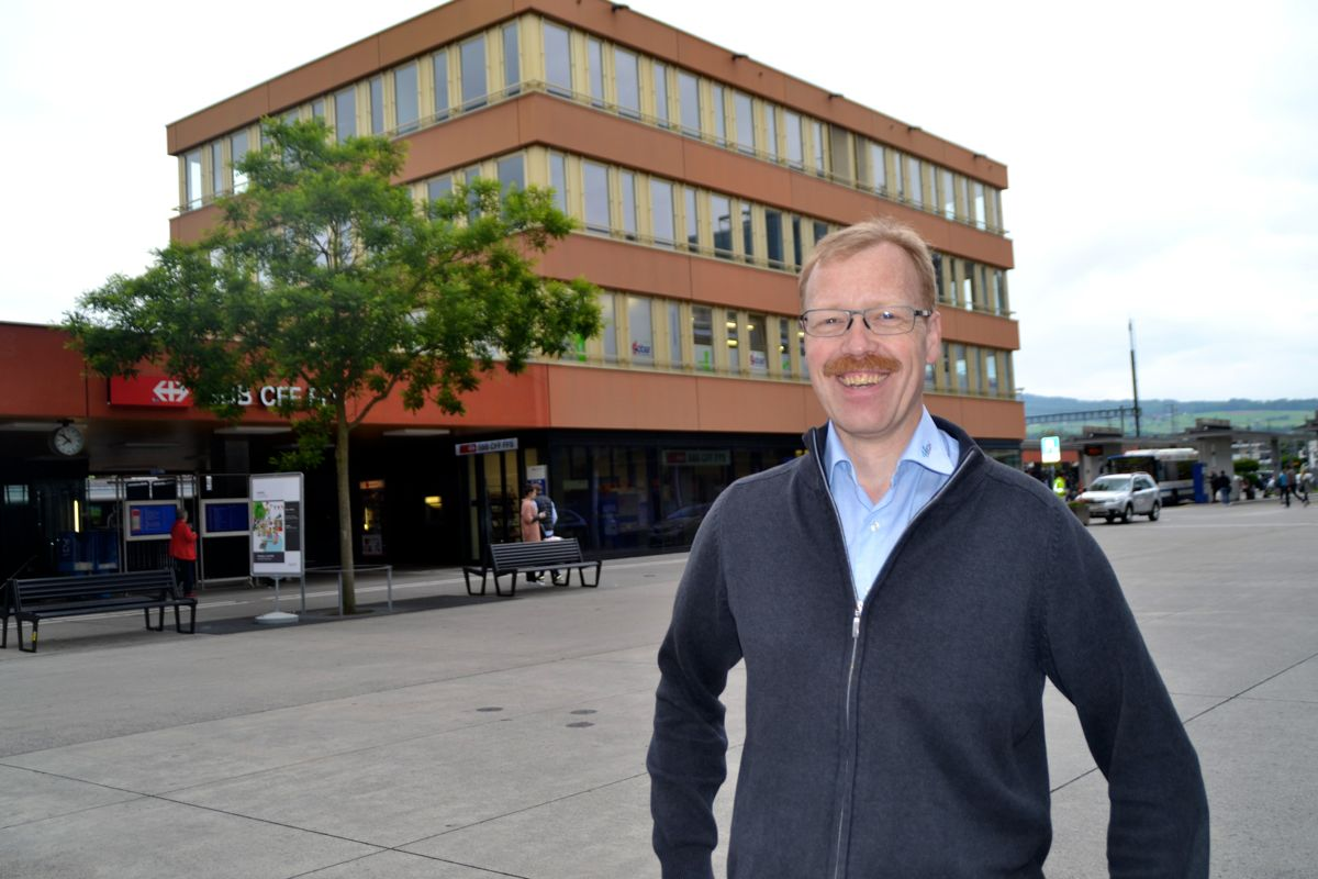 Andreas Hostettler aus Baar ist neuer Präsident der «FDP.Die Liberalen» des Kantons Zug.