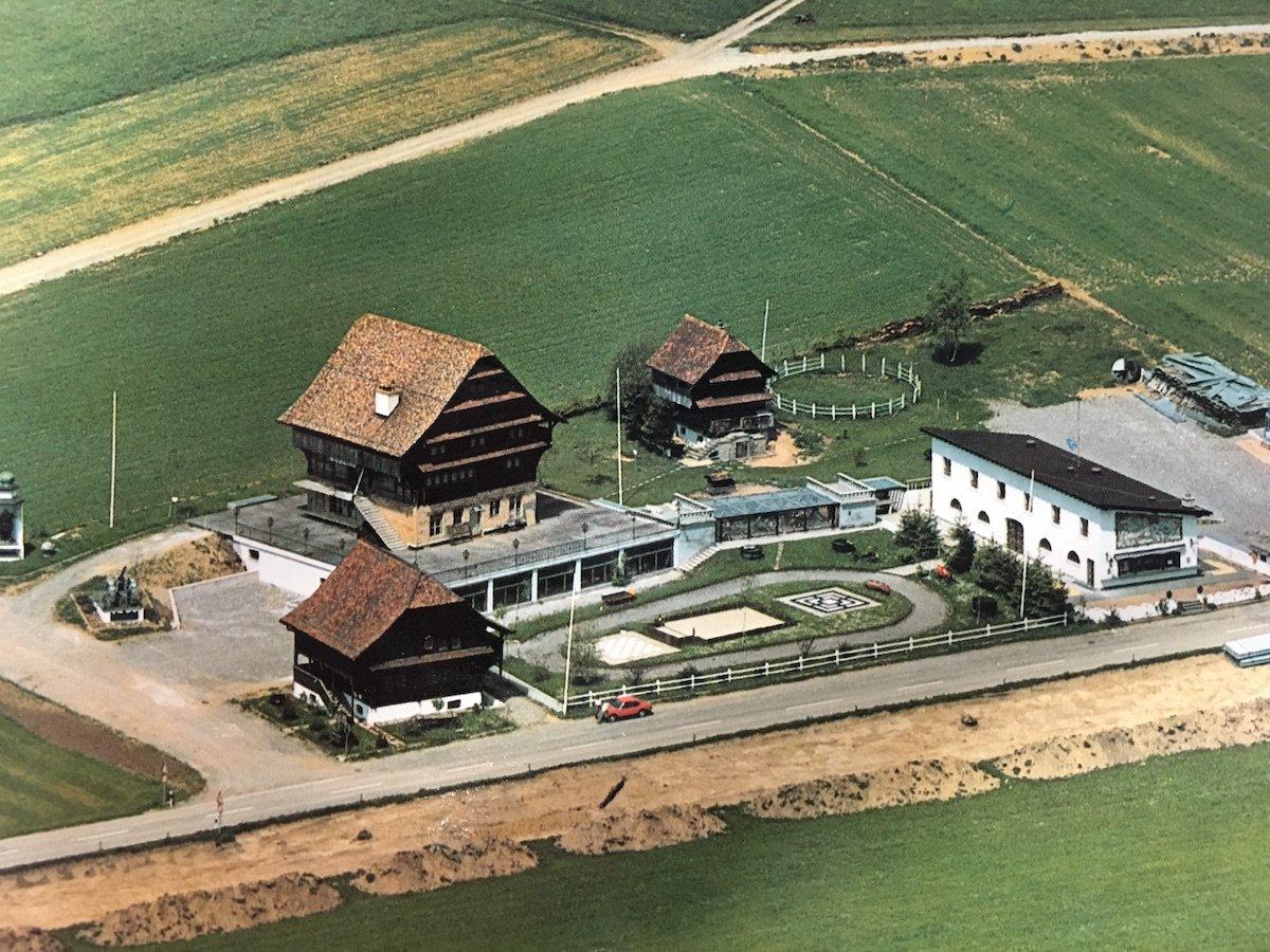 Der Hämikerberg aus den Zeiten Achermanns.