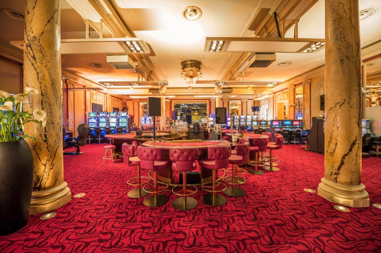 Das Grand Casino Luzern will künftig auch Online-Spiele anbieten.