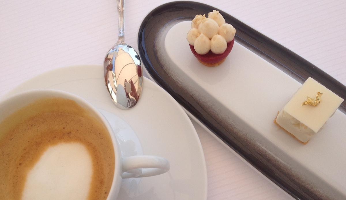Nachhaltiger Genuss: Mal ein schicker Kaffee im Sitzen statt im Pappbecher to go.