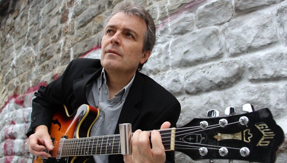 Der Bandleader und Komponist war schon an vielen Bluesfestivals zu Gast.