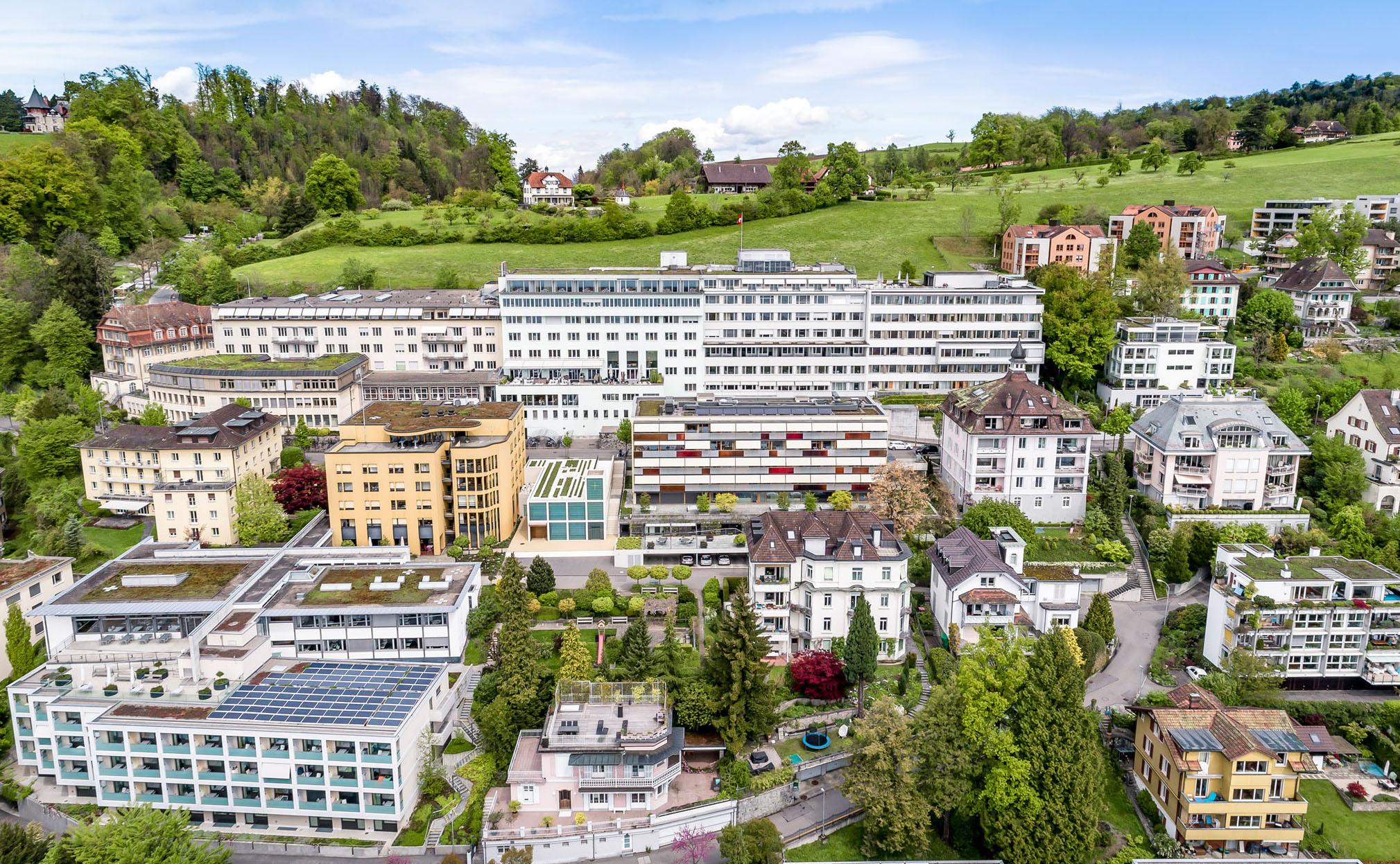 Die Luzerner Hirslanden Klinik St. Anna erhält einen neuen Direktor.