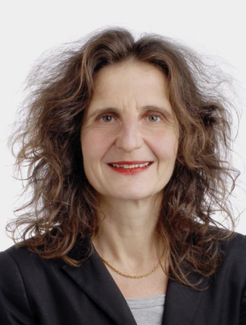 Studienautorin Claudia Maria Magistretti.