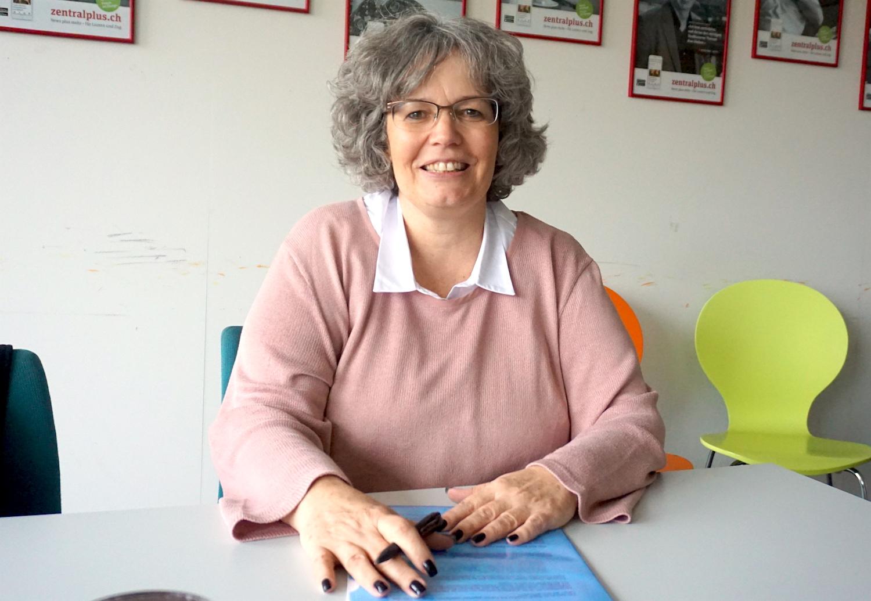 Kantonsrätin Claudia Bernasconi will Frauen motivieren, in die Politik einzusteigen.