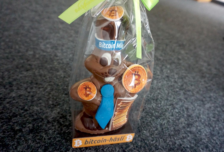 Ob diese Kreation von Bachmann mit Bitcoins bezahlt werden kann?