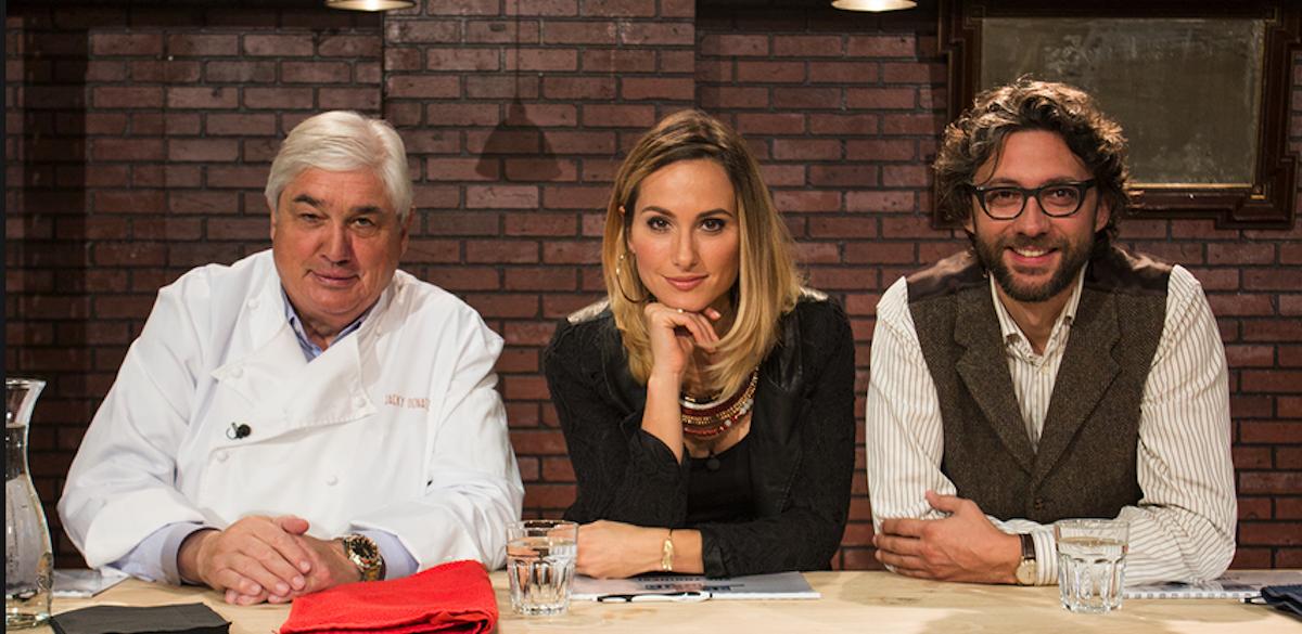 Die Jury: Zoe Torinesi, Food-Bloggerin, Jacky Donatz, Sternekoch, und Andrin C. Willi, Chefredaktor «Marmite».