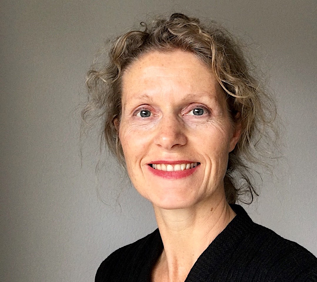 Ester Bättig, Erwachsenenbildnerin und Koordinatorin der Kontaktstelle Selbsthilfe.