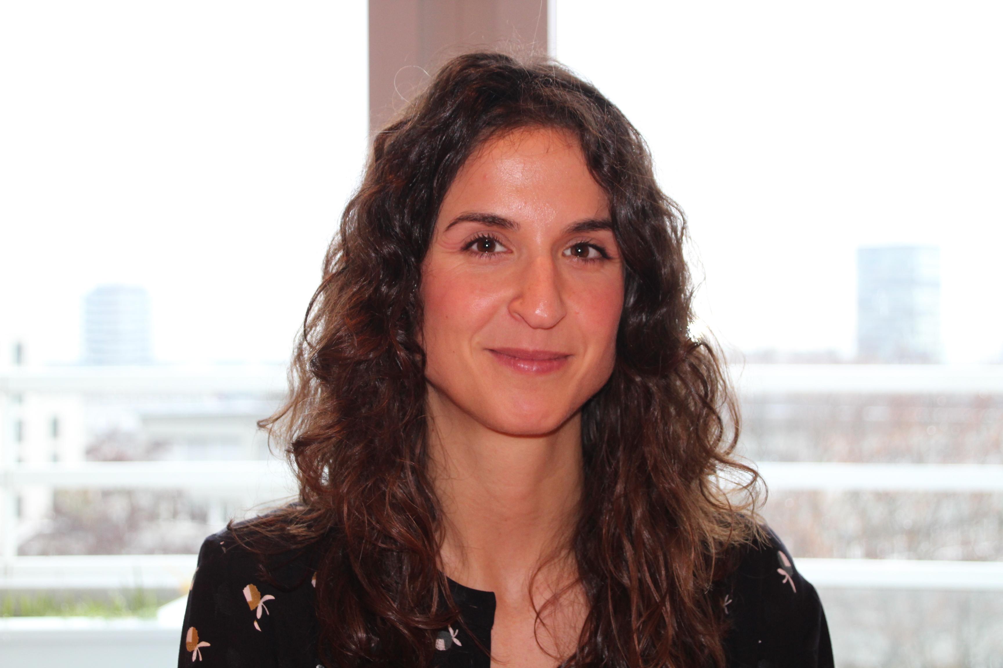 Sarah Antenore hat auch einen italienischen Pass und stammt aus Lecce in Apulien.