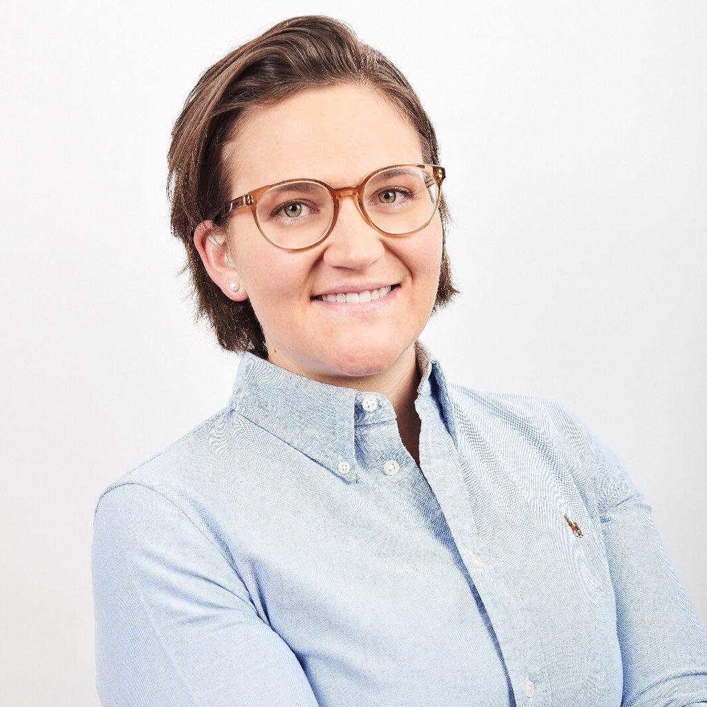 Anne-Sophie Morand wird das neue Gesicht des Polit-Ressorts des Zurich Pride Festival.