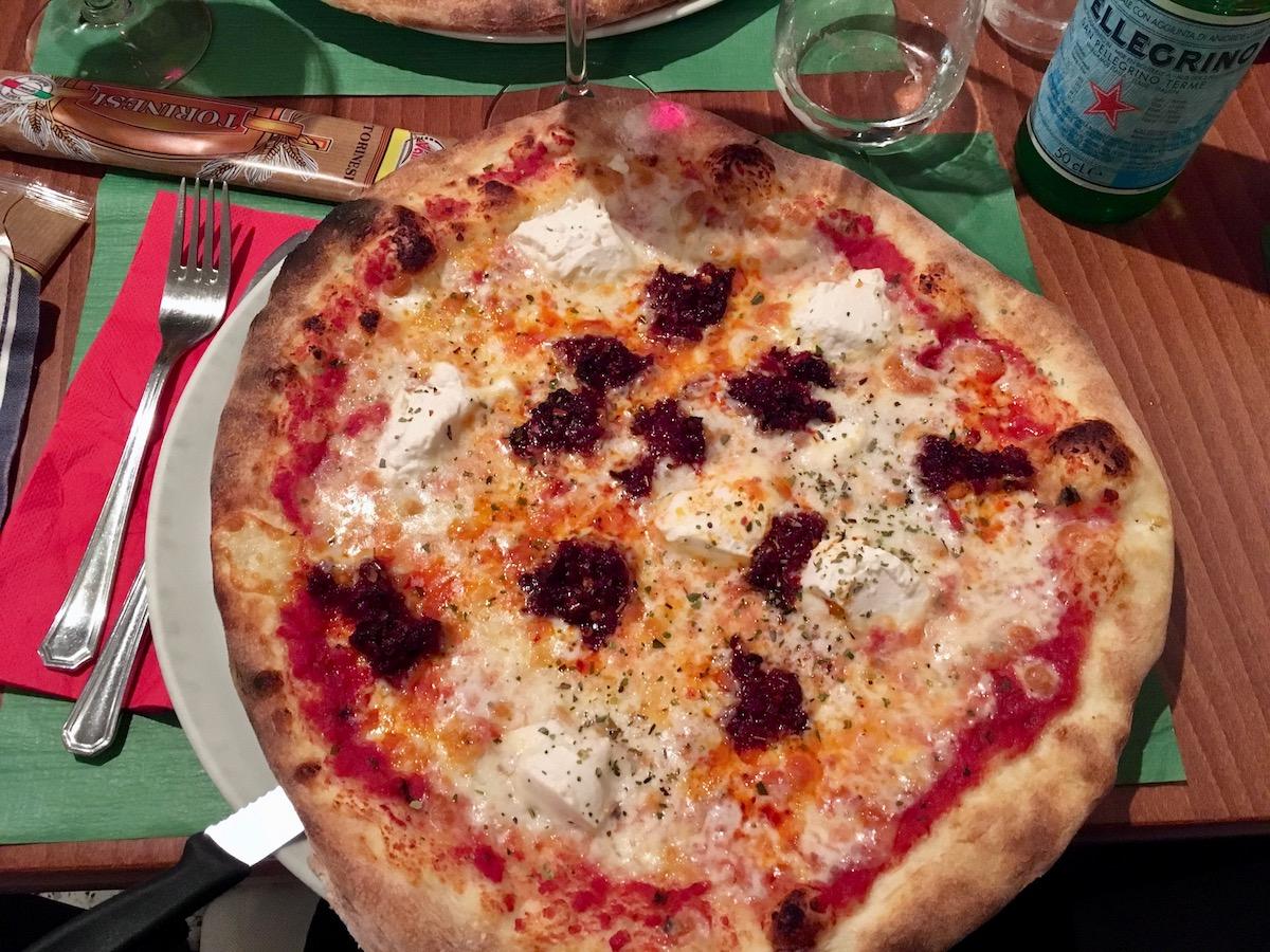 Die beste Pizza der Stadt Zug?