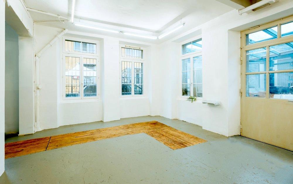 110 Quadratmeter Fläche für Kunst ohne Grenzen: Die neue Galerie «Kali» in Luzern.