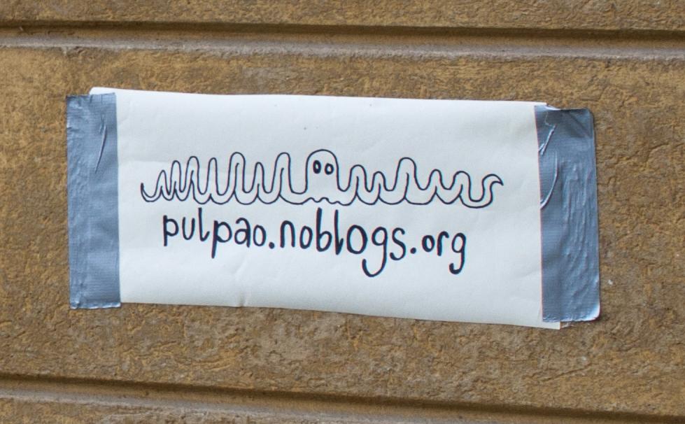 Wer als Besetzer etwas auf sich hält, führt im 21. Jahrhundert einen Blog.