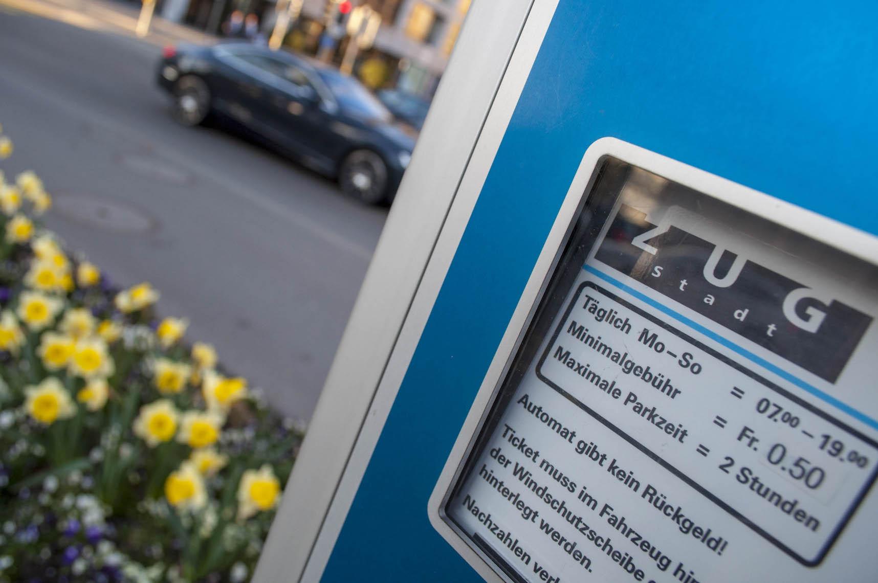 Die Höhe der Parkgebühren und das parkieren am Sonntag geben Anlass zu zahlreichen Vorstössen.