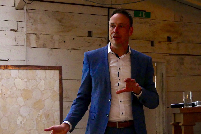 Der Luzerner Wirtschaftsförderer erörtert seine Visionen.