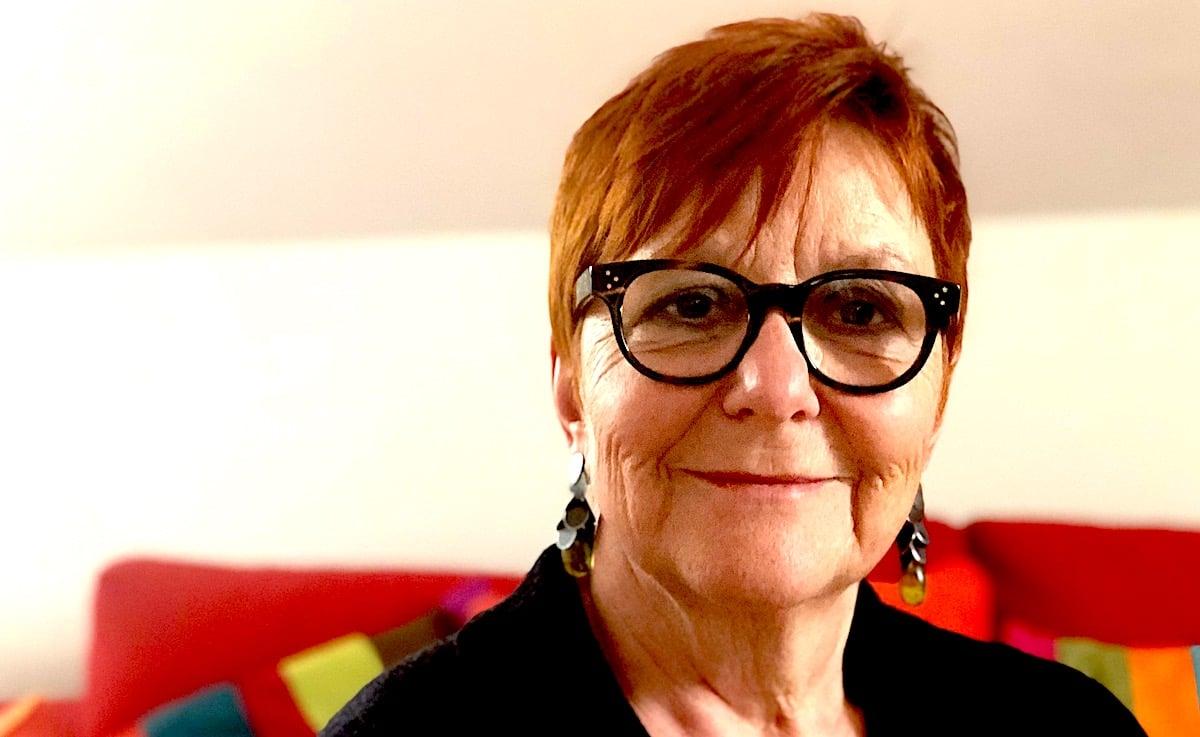 Sinnesmensch: Cécile Bühlmann liebt starke Farben und grosse Emotionen.