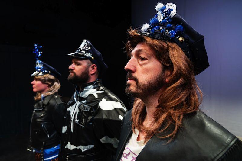 Die Luzerner Polizei.