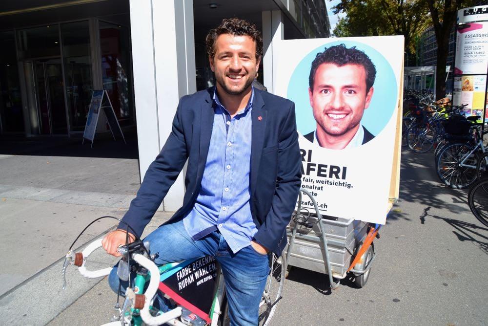 Mit Zari Dzaferi tritt am 17. Januar in Zug erstmals jemand zu den Regierungsratswahlen an, dessen Eltern in die Schweiz einwanderten.