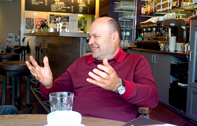Albert Schwarzenbach ist seit kurzem der älteste Grossstadtrat von Luzern – dabei ist er noch nicht mal 65-jährig.