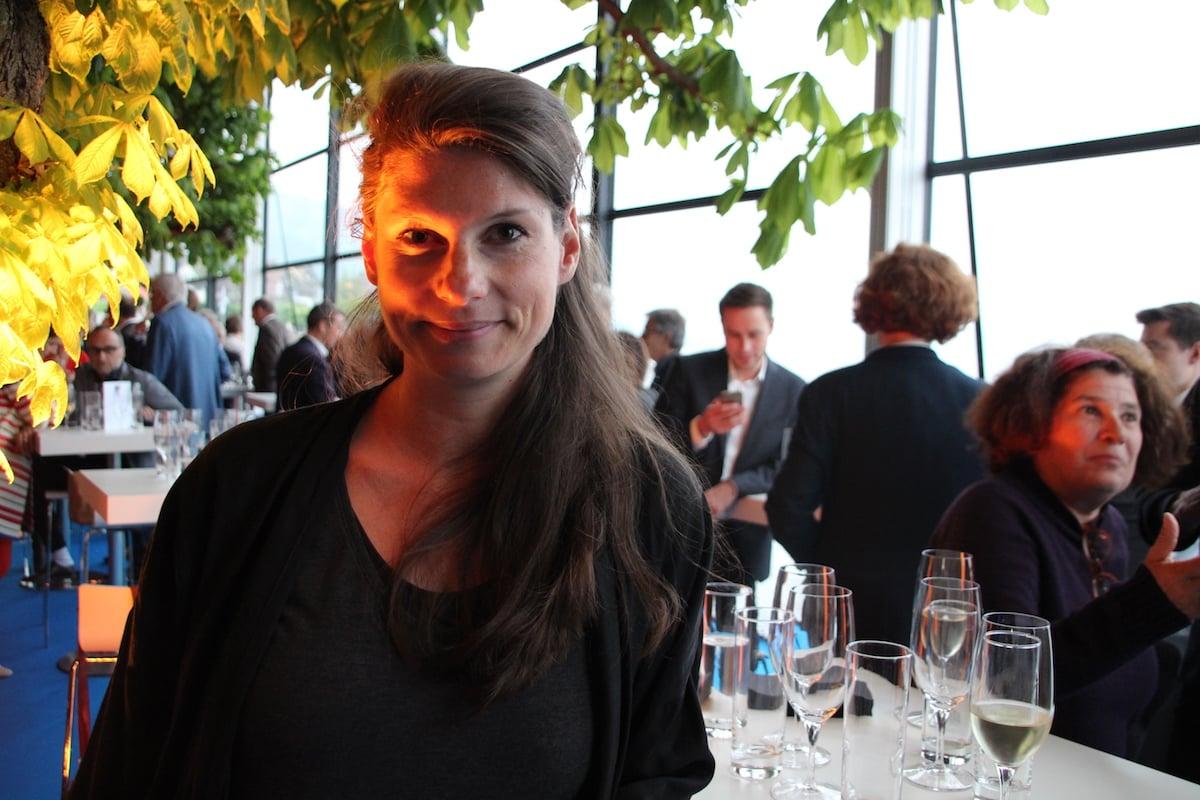 Vera Bommer hat gerade den Genuss Film Award abgeräumt.