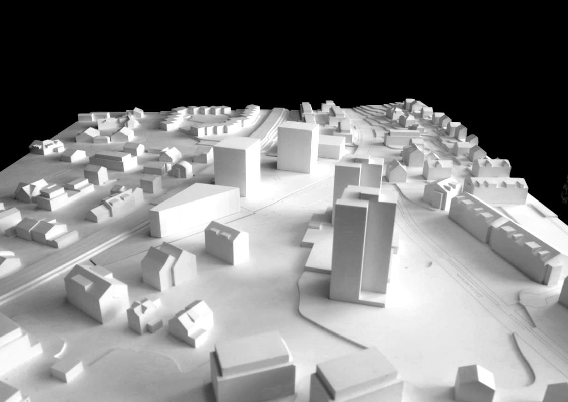 Der Vorschlag «Platz und Türme».