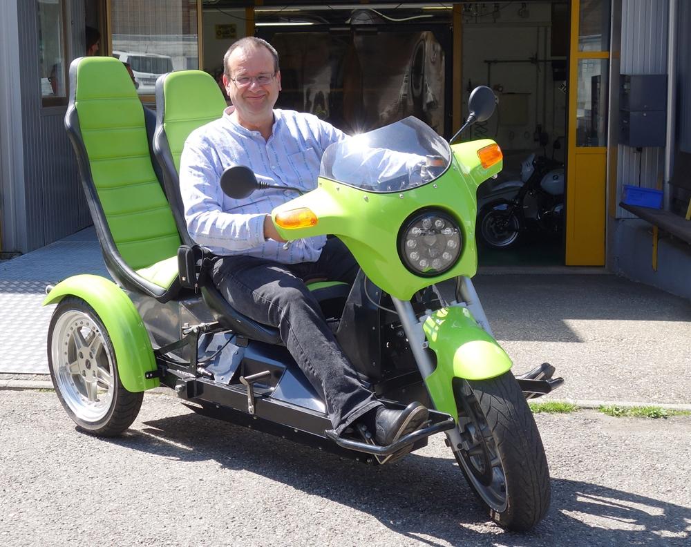 Vital Burger vom Forum Emmen möchte verstärkt auf Elektromobilität setzen.