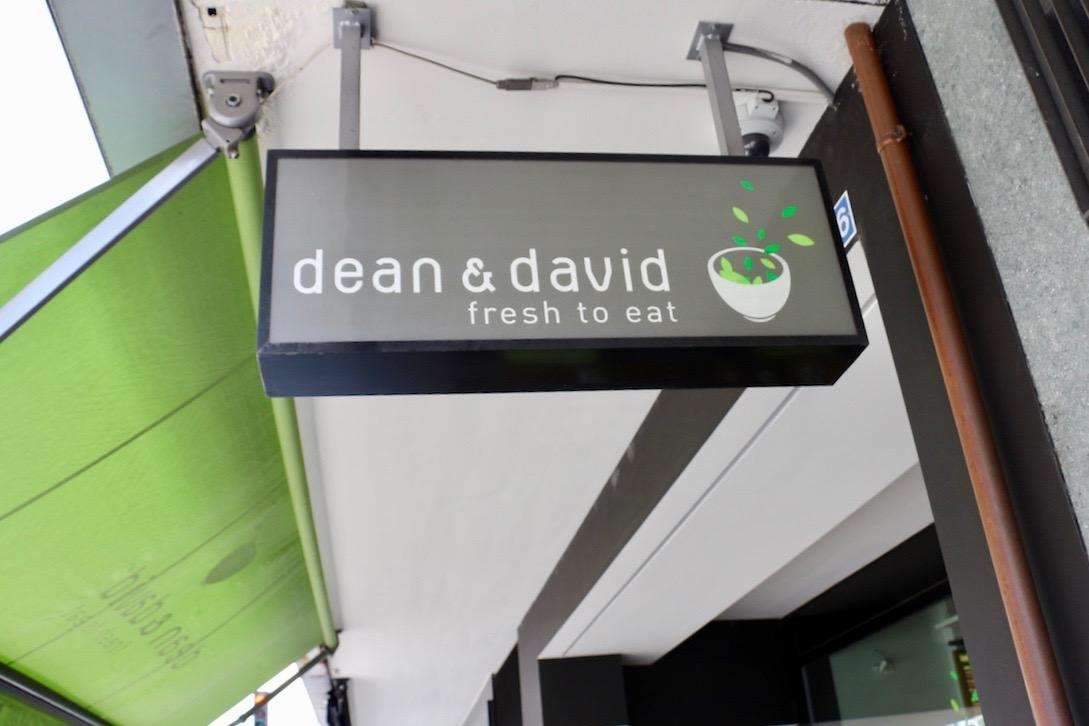 Bei Dean&David werden alle fündig, die es eilig haben, aber dennoch Lust auf gesundes Essen haben.