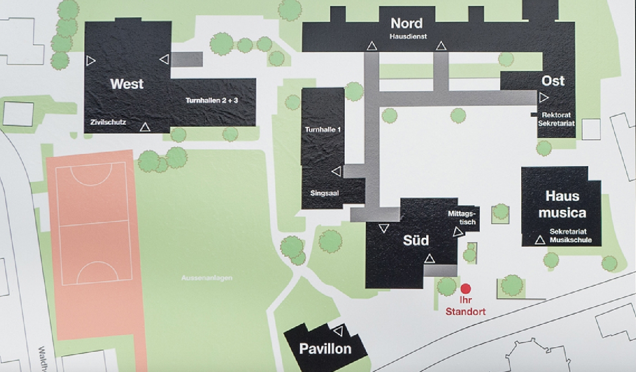 Das Schulhaus Ost wird in ein paar Jahren keine Schulklassen mehr beherbergen.