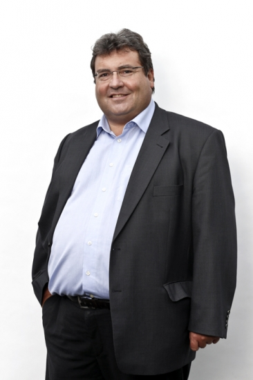 Beat Knoblauch ist seit Herbst 2012 Präsident von Zug 94.