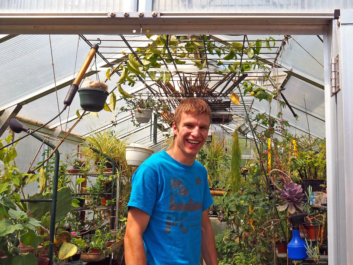 Adrian von Bergen erhielt erst mit 18 Jahren die Diagnose Autismus-Spektrum-Störung.