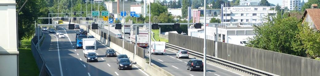 Sicher durch die Strassen der Schweiz. Dafür sorgen MFK's.