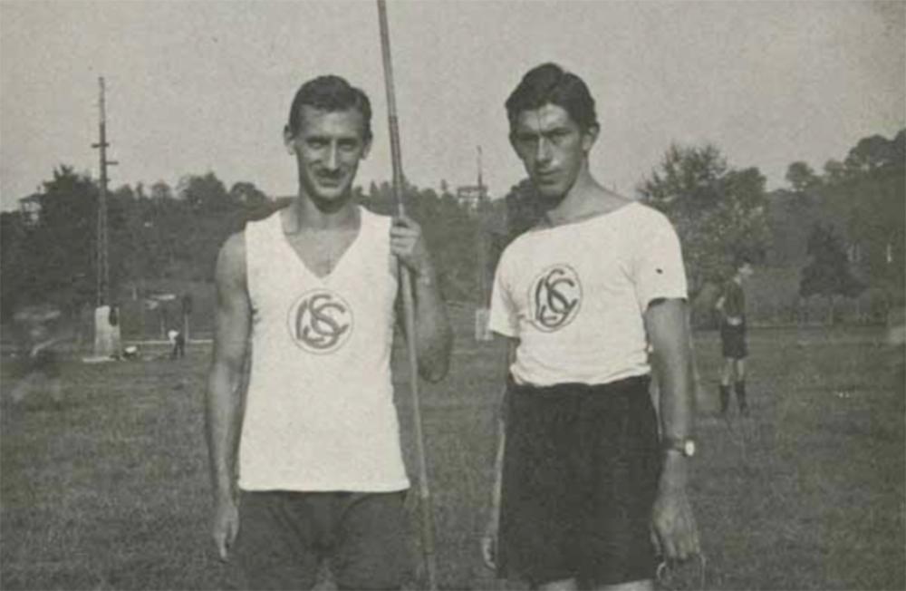 Robert und Walter Strebi waren Ur-Gesteine und Gründungsväter des Luzerner SC.