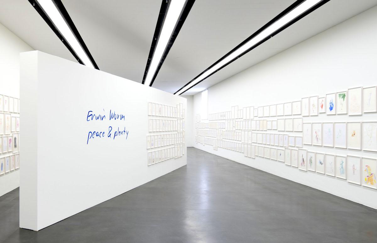 Die aktuelle Ausstellung im Kunstmuseum.
