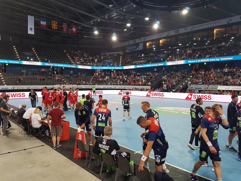 Handball kann ein hochemotionaler Sport sein.