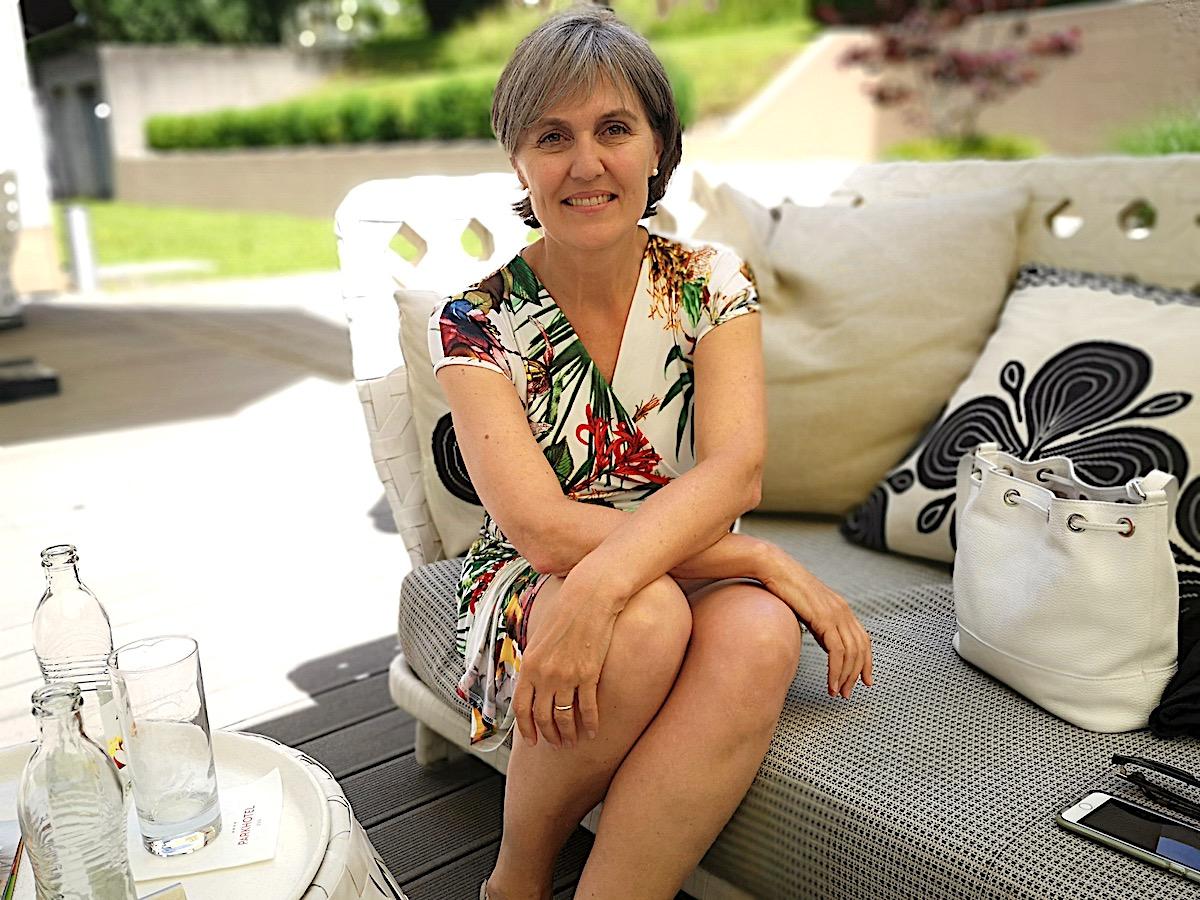Silvia Thalmann-Gut ist ursprünglich Primarlehrerin von Beruf.