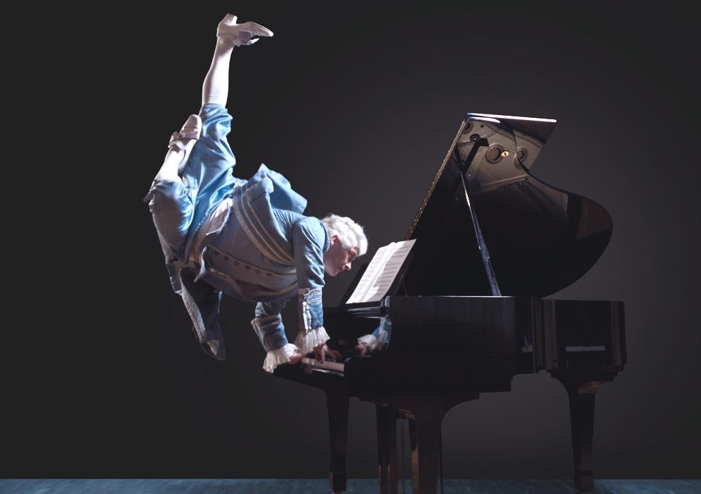 Wenn Mozart auf Breakdance trifft, wird das zum Erlebnis nicht nur für die Ohren, sondern auch fürs Auge.