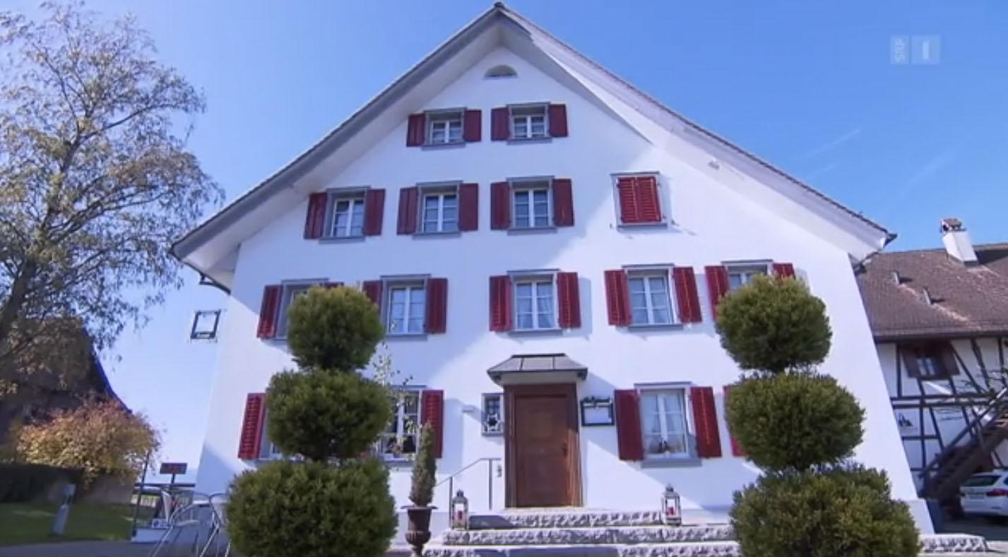 Der Landgasthof Rössli hatte im Rahmen der Sendung «mini Beiz, dini Beiz» auch schon einen Fernsehauftritt.