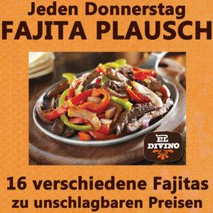 Fajita Plausch