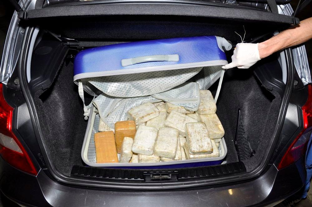 30 Kilo Heroin: Die Zuger Polizei hat im August in Cham die grösste je im Kanton Zug ermittelte Menge an Drogen sichergestellt.