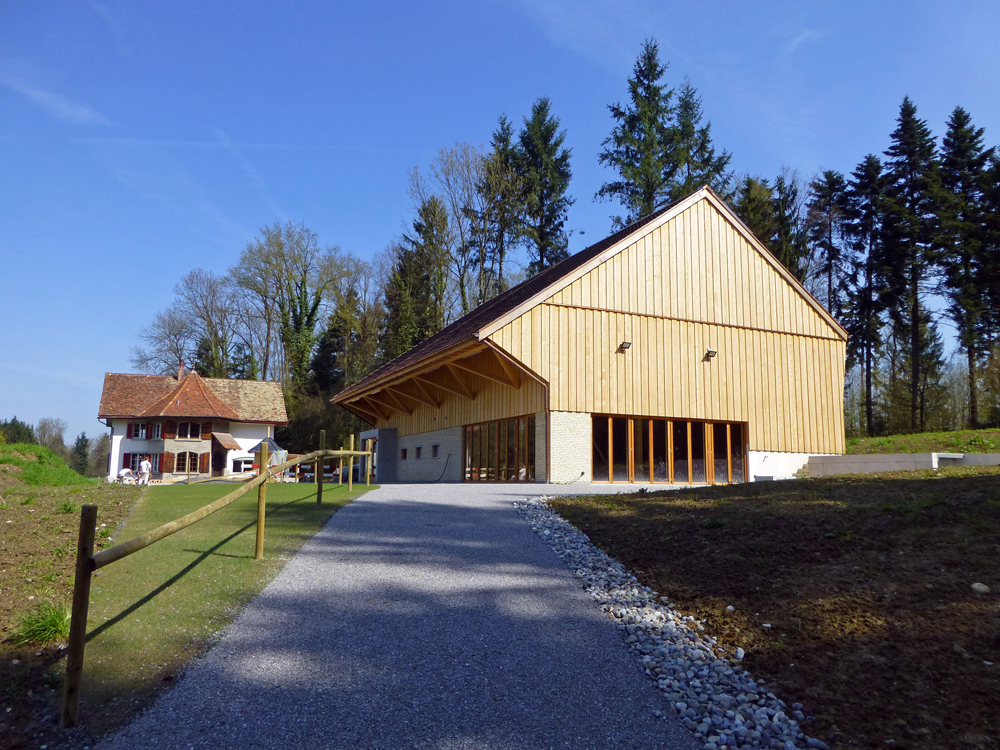 Das Ziegelei-Museum in Hagendorn kann ebenfalls für die Chamer Biennale genutzt werden. (Bild: zvg)