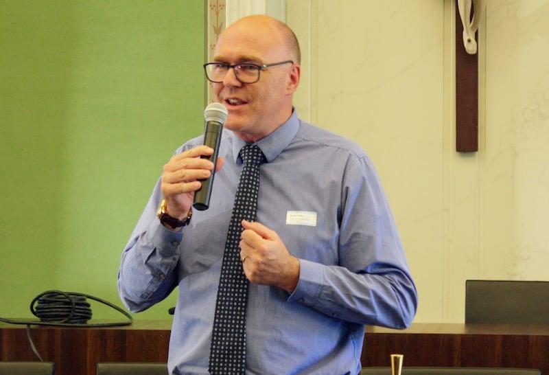 CVP-Regierungsrat und Zugs Gesundheitsdirektor Martin Pfister.