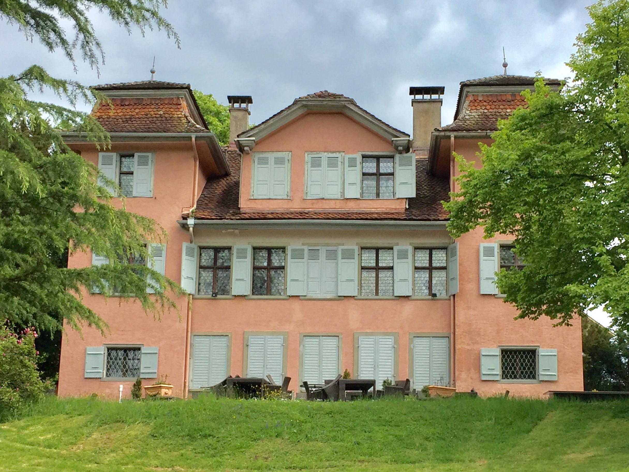 Das Schlössli Utenberg gehört der Stadt Luzern.