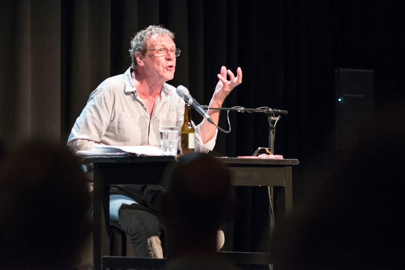 Eigentlich hat sich Georg Schramm 2014 von der Bühne verabschiedet – für das Sommerfestival in Luzern machte er eine Ausnahme.