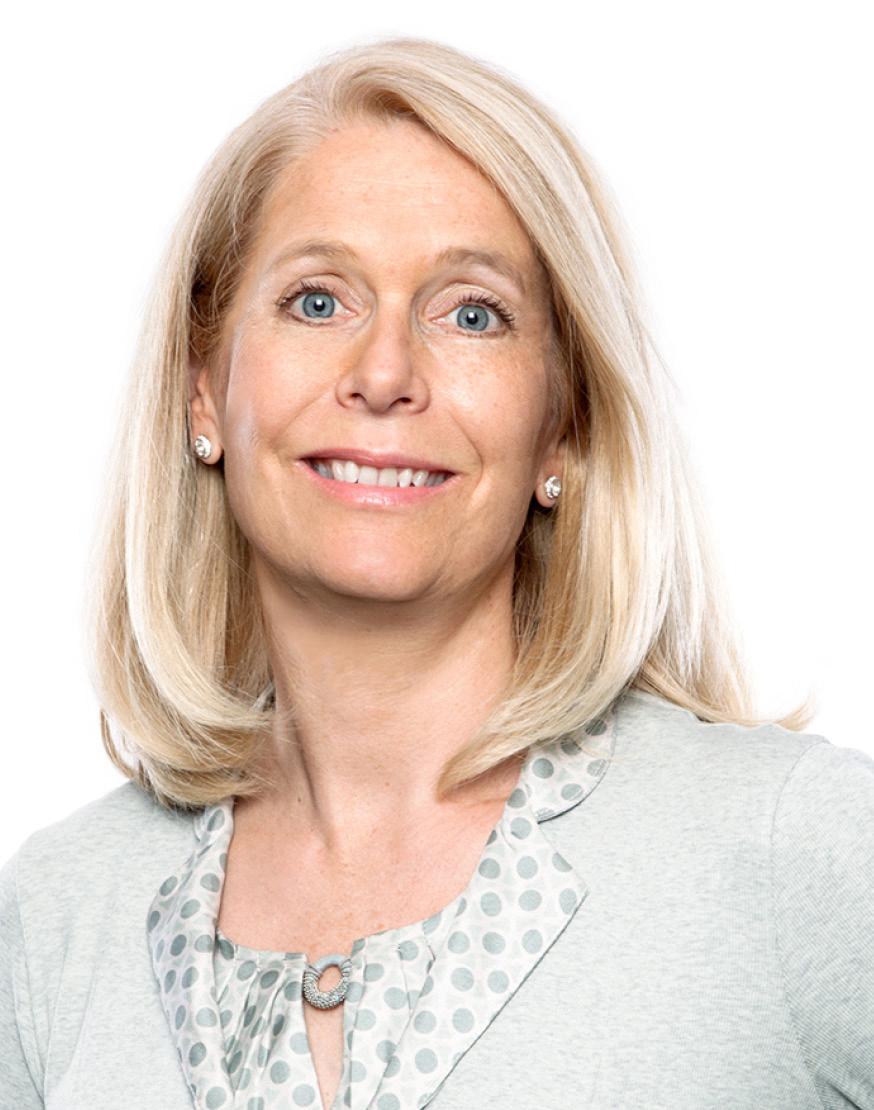 Gemeinderätin Eliane Birchmeier (FDP) möchte im Herbst in den Zuger Stadtrat gewählt werden.