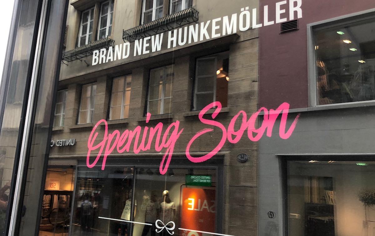 Seit Monaten wird die baldige Eröffnung in der Weggisgasse versprochen: Ex-Kofler-Lokalität in der Altstadt.