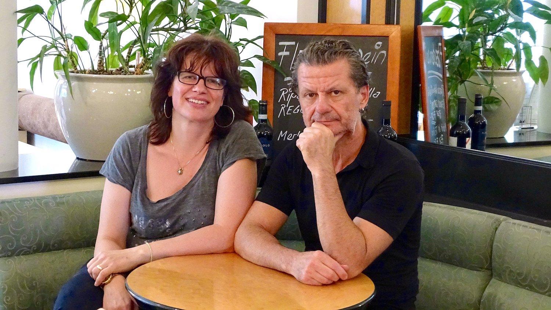 Sandra und Raffaele De Angelis freuen sich auf die Zeit danach.