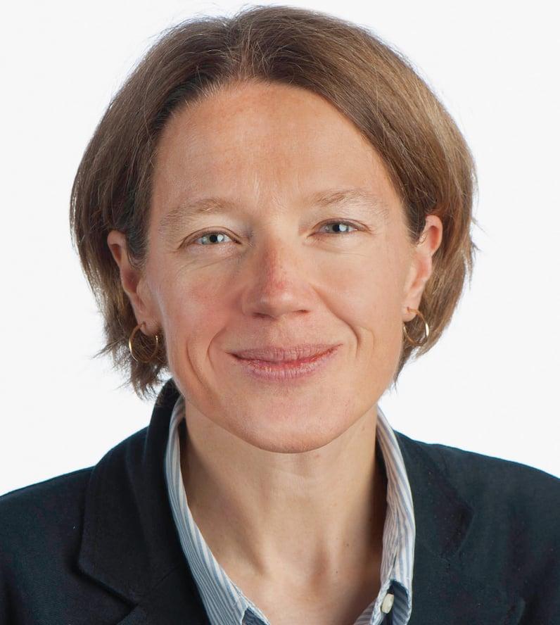 Gabrielle Wanzenried von der Hochschule Luzern.
