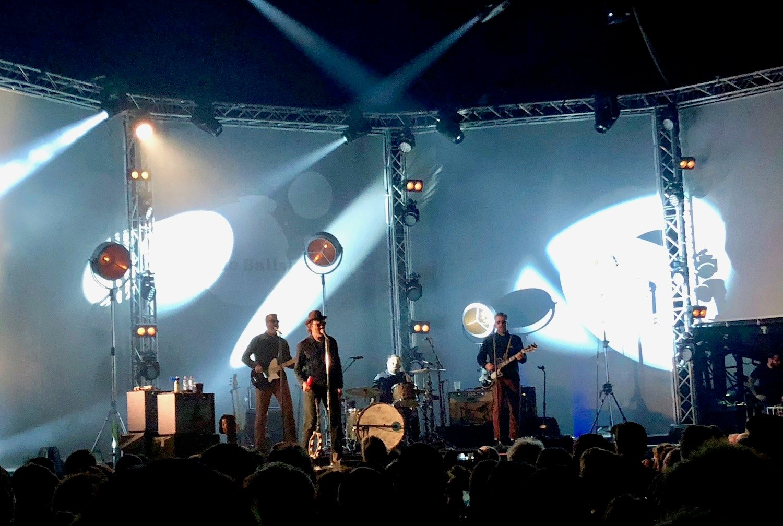 War das schon das Highlight des Festivals? Eels auf der Bühne des KKL.