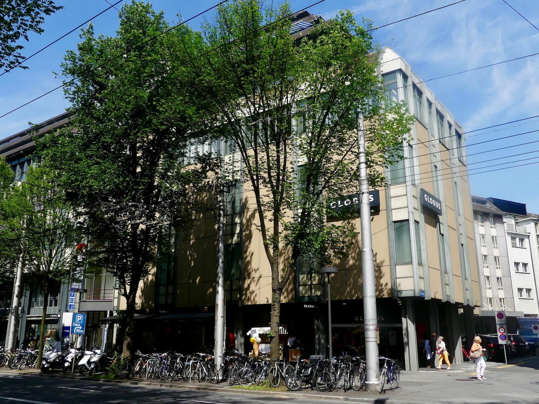 Hier wurde eine Chance vertan: Das Globus-Warenhaus an der Pilatusstrasse.