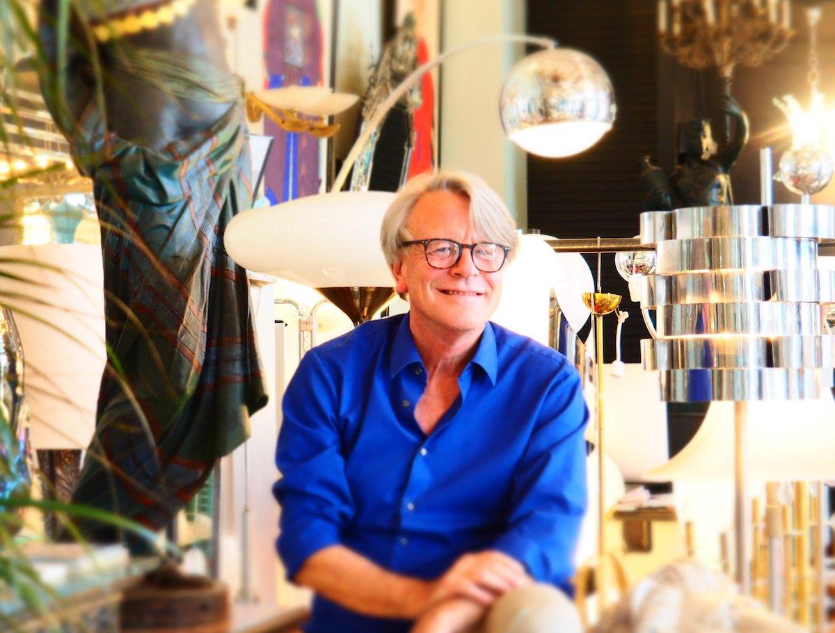 Seit 25 Jahren hat Keller sein Geschäft am Schweizerhofquai in Luzern.